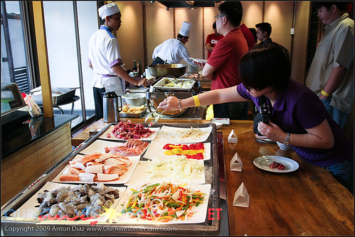 Dusit Thani's Sunday Brunch Buffet-7