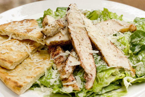 Grilled Chicken Caesar Salad 2