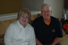 Linda and Stan Schenher