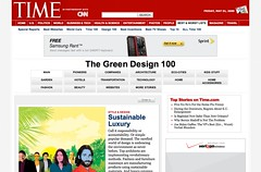 Sustainable Luxury - The Green Design 100 - TIME_1241171154015
