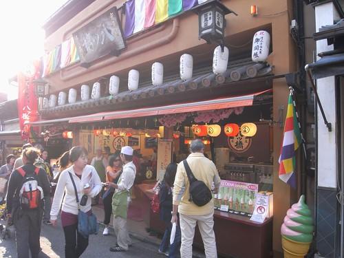 清水坂のお土産物屋@京都-05