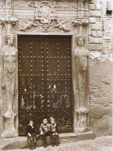 Colegio de Infantes (Toledo) en 1980
