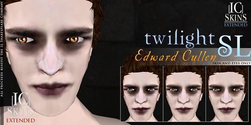 IC-Skins Ad Edward Cullen Skin