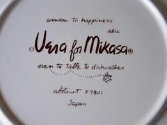 Vera Plate back