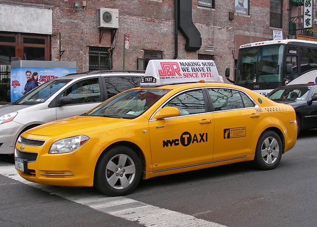 nyc newyorkcity ny newyork chevrolet manhattan cab taxi malibu chevy hybrid taxicab nyctaxi