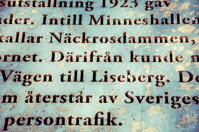 lisebergstext