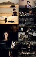 "Jonas Brothers music video teasers for ""Paranoid"" (~Gawk~) Tags: music adam joseph paul video kevin brothers nick jerry joe nicholas jonas teasers"