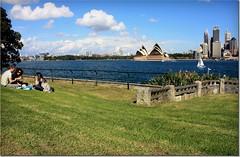 Opera house view from Milsons point (Grace Barus) Tags: sydney australia beginner rosepetal eos450d girlphotographer faithfulflickrfriends heartawards crazyaboutnature