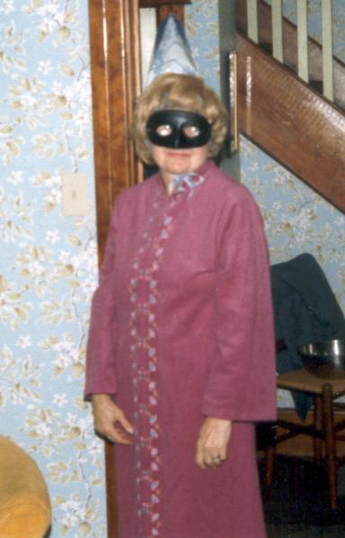 Grandma - Halloween '82 (Click to enlarge)