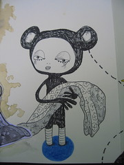 moly x detail 4 (Quinn 68) Tags: pencil ink drawing quinn moleskin molyexchange