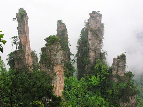 ?家界 (Zhangjiajie), China-DSCN2232-2