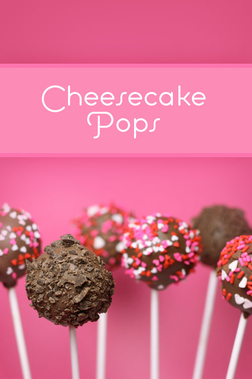 Cheesecake Pops! – bakerella.com