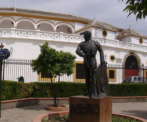 StatuePLazadelToro