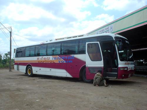 08.Capitol Tour的巴士
