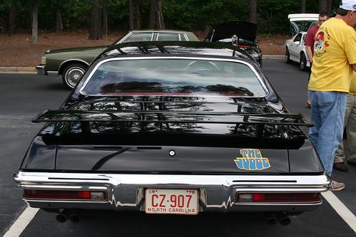 1970 GTO Judge - Black