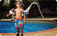 The Anti-Ad (isayx3) Tags: boy water pool fashion train swimming 35mm nikon boots thomas flash ad goggles cover target f2 pocket nikkor swimmers d3 wizards sb800 strobist plainjoe isayx3
