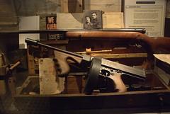 thompson sub machine gun (mark page) Tags: london by museum nikon war gun mark sub machine taken page thompson imeprial d80