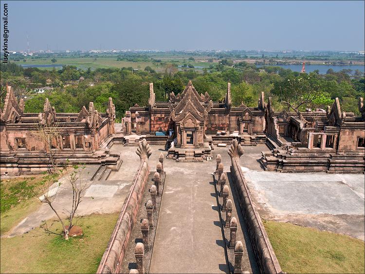 Prasat Phra Wihan (Preah Vihear), Si Sa Ket