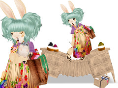 may31-09 (elka_) Tags: summer orange hot cute bunny colors fashion animals mobile cherry fun outfit rainbow beige panda recycled feminine unique mashup adorable remix cell broccoli special sl snaps secondlife kawaii hamster kit wardrobe fashionista pixels leafy arai usagi rl dejavu iphone dlab elka foals cioccolata kazaguruma meliza soupedujour elkalehane hatmechanic aoharu dpyumyum pinkoutfitters mliza chabinns neomgrut niyari