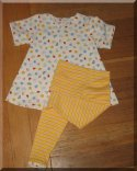 Blue Birds Swing Top n Leggings 2pc set