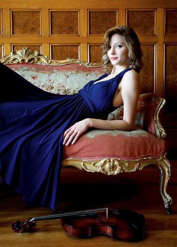 Erin Schreiber: Violinst and Assistant Concertmaster, SLSO