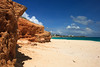 Cupecoy Beach (Fabi Fliervoet) Tags: beach island saintmartin stock stmartin tropical caribbean stmaarten sintmaarten netherlandsantilles saintmaarten fabifliervoet