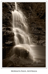 Showered (Dylan Toh) Tags: nature landscape waterfall rocks australia hike norton falls hills trail summit second adelaide cascade southaustralia morialta waterscape 5dmkii southaustraliawaterfall