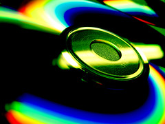 CD (SwEeTcHy) Tags: light music luz lamp colors arcoiris rainbow circles cd musica reflejo lampara reflexion cdr fluorescente verbatim circulos flexo recordable qualitypixels