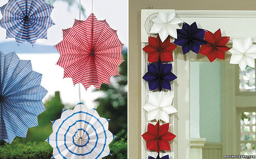 Fourth of July DIY Stars