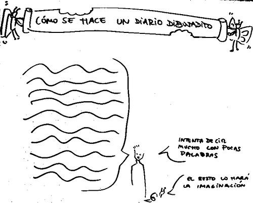 cómo se hace un diario dibujadito 09