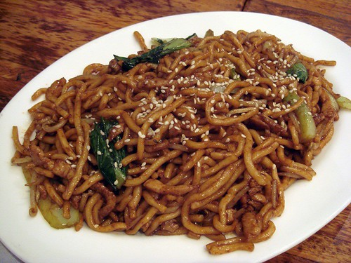Fried Shanghai Noodles@Market Sq