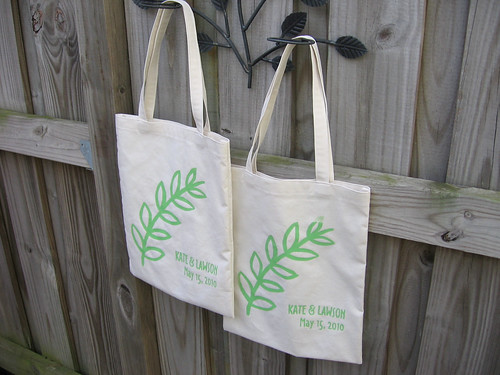 Screenprinted Tote Bags