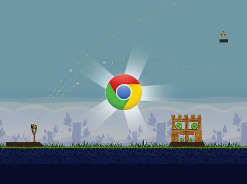 Free Chrome Web App - Angry Birds Chrome Dimension (6)