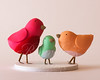 Birds Cake Topper (Rouvelee's Creations) Tags: wedding birds polymerclay caketopper weddingcaketopper rouvelee birdscaketopper