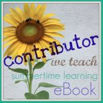 we teach summer ebook contributor
