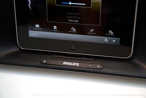 Philips Fidelio DS8550 Soundsystem