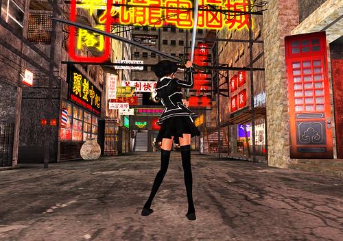 katanas in kowloon II