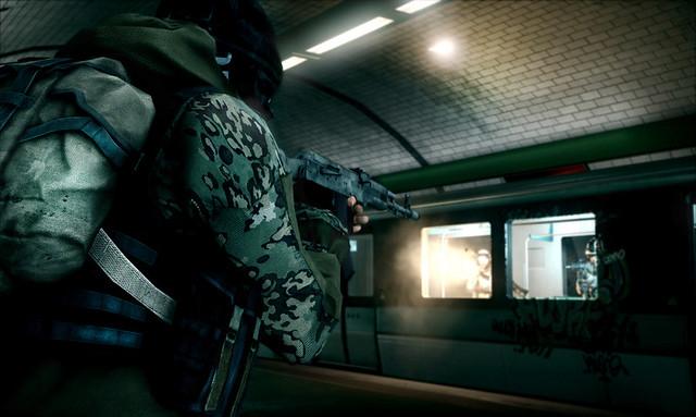 Battlefield 3 - Contact!