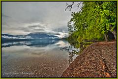 Lake McDonald,Glacier National Park, Montana (Gary P Kurns Photography) Tags: park landscapes nikon montana events glacier national f4 1635 lakemcdonald d700
