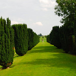 The Long Walkway at Melford Hall thumbnail