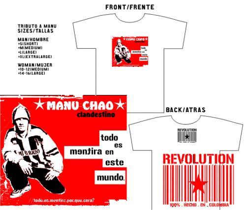 Colección 2003 - Tributo Manu