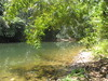 First swimming hole and lunch stop…