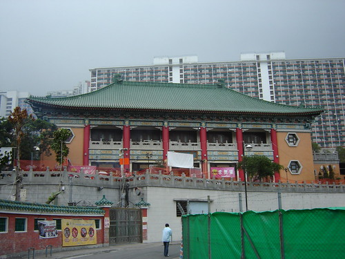 Wong Tai Sin Temple In Context