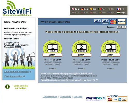 SiteWifi - Wireless Internet Solutions