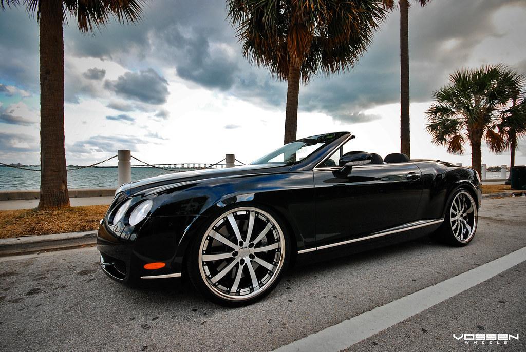 Bmw 2002 For Sale >> Vossen Wheels: Bentley Continental GTC on Vossen VVS083 Wheels - 6SpeedOnline - Porsche Forum ...