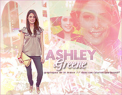 Ashley Greene (Graphiques de la France) Tags: twilight alice ashley crepusculo greene blend cullen grahic