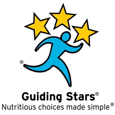 Guiding Stars Logo and Tagline