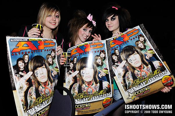 Taste of Chaos 2009