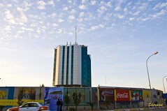Erbil international hotel (Sherwan™) Tags: photoshop nikon flickr raw quality sheraton pixels erbil kurdistan arbil lightroom kurd sherwan d90 hewler irbil hawler krg hewlêr nikond90 کوردستان کورد erbilinternationalhotel