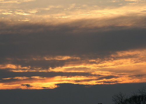 Sunset 3-15-09